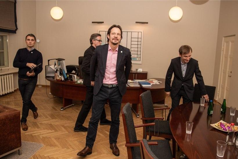Indrek Saar kinnitas Eesti Kontserdi nõukogu uue koosseisu