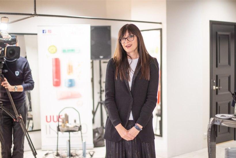 GALERII | Tiina Talumees avas uue moestuudio