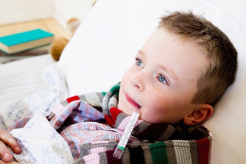 LAHENDAMATA MÕISTATUS: USAs tabab üha rohkem lapsi salapärane haigus, mis sarnaneb lastehalvatusega