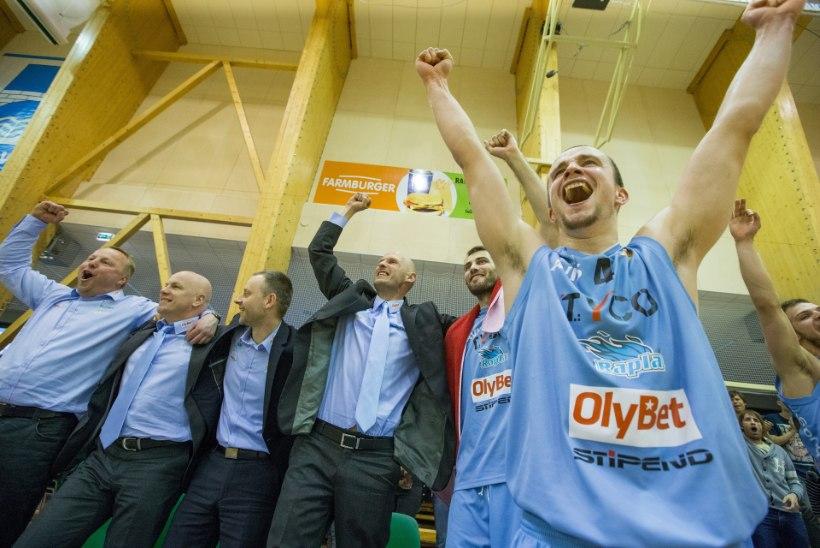 Maksuamet pani mängijatele stipendiume maksva korvpalliklubi kohtu kaudu paika