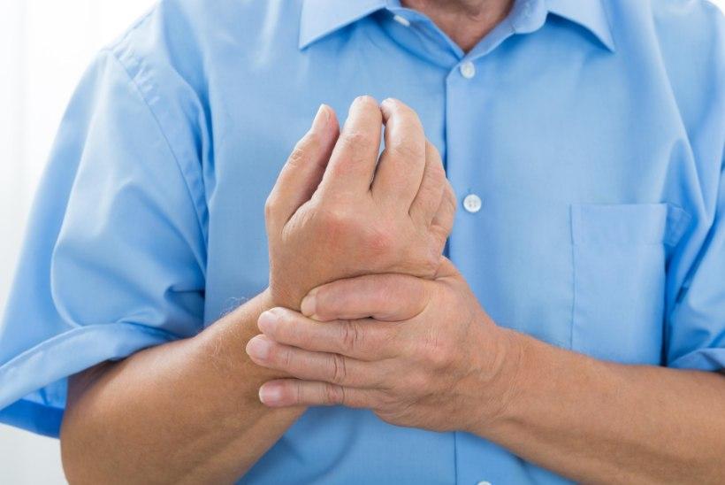 LIIGESED VALUTAVAD? 5 haigust, mis annavad tunda liigesehädadega