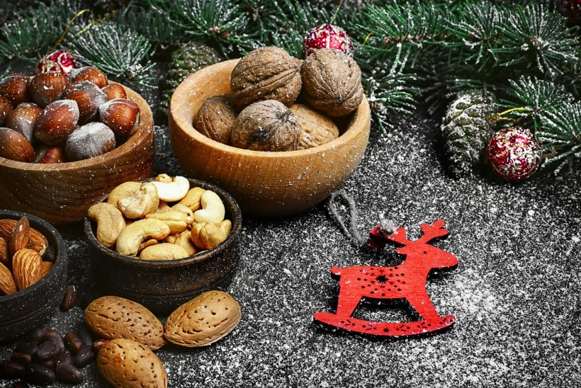 Päkapikusussi sisse ja jõululauale midagi tervislikku