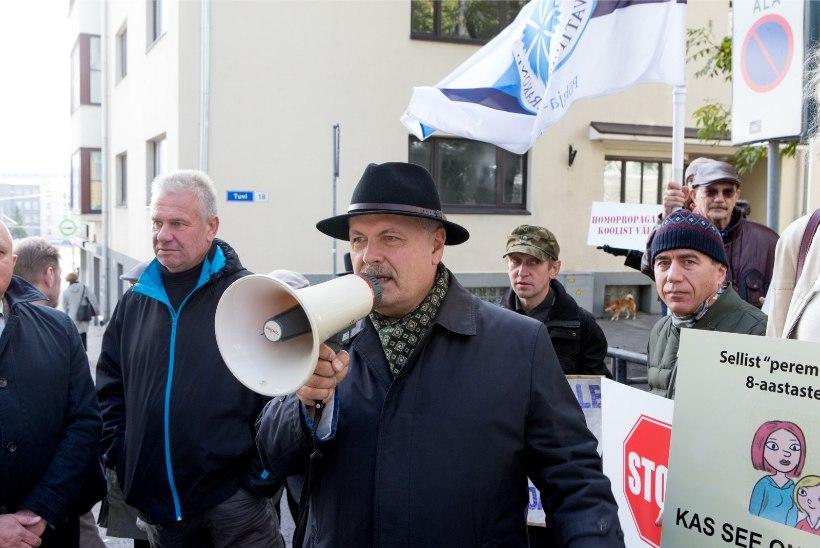 EKRE teeb riigikogule ettepaneku panna ÜRO rändepaktiga liituminerahvahääletusele