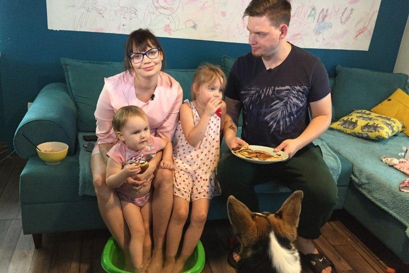 PALJU ÕNNE! Blogija Mallukas sai kolmanda tütre