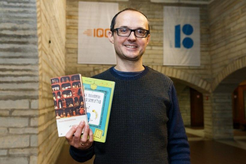 """Eesti kirjanduse tõlkijad: """"Eesti keel on nii musikaalne, aga kõiki neid loodushääli on raske teise keelde panna!"""""""
