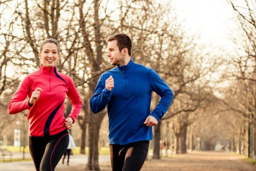 Kuus põhjust, miks jooksmine on kõigist treeningutest parim