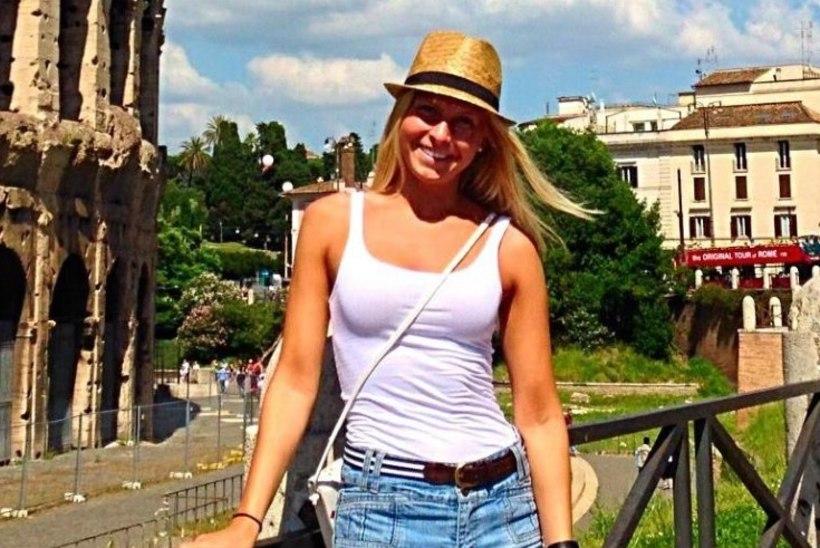"""Miss Soome Alina Voronkova läheb """"Miss Universumile"""" kalanahast rüüs!"""