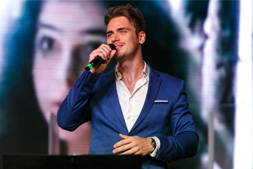 VIDEO   Uku Suviste pääses Vene laulusaates taas edasi!