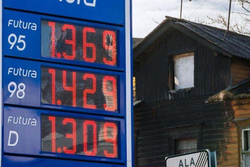 Seisukoht | Eestlasi rahuldab kütusehind