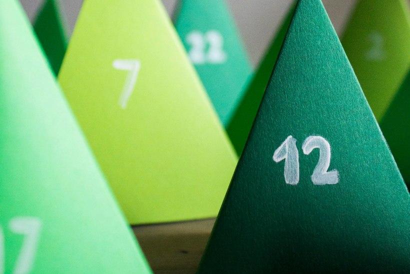 JÕULUD | Metsa kommile, auu-auu! Advendikalender kui kuusemets