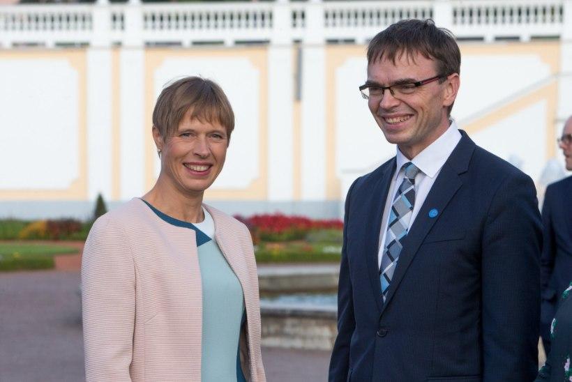Eesti kodanik taotleb kaitsepolitseilt presidendi ja välisministri suhtes kriminaalasja alustamist