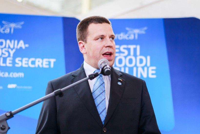 Peaminister Ratas kutsus Kertši sündmuste tõttu kokku valitsuse julgeolekukomisjoni