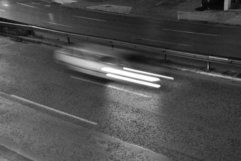 Veel üks lops: varastatud luksusauto omanik sai Leedu politseilt kaks kuud hiljem trahviteate