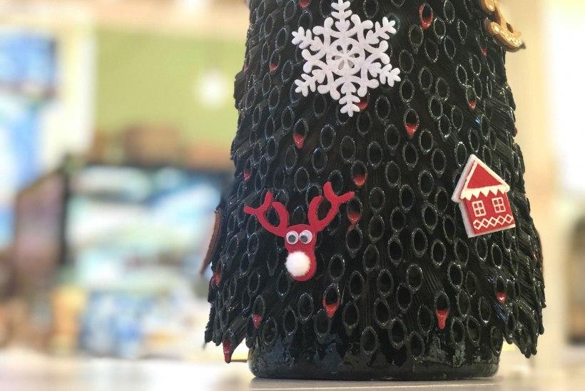 Soe tunne hinge: see on kohviku Rohujuur armas jõululuuletus!