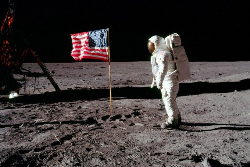 Venelased soovivad kontrollida, kas ameeriklased käisid Kuul