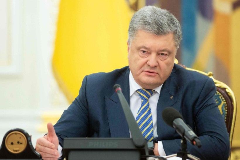 Venemaa haaras Ukrainal kõrist