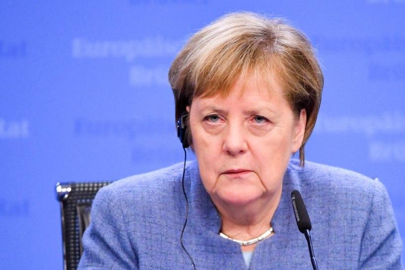 Brexiti lepe sai heakskiidu. Angela Merkel: see on kurb sündmus