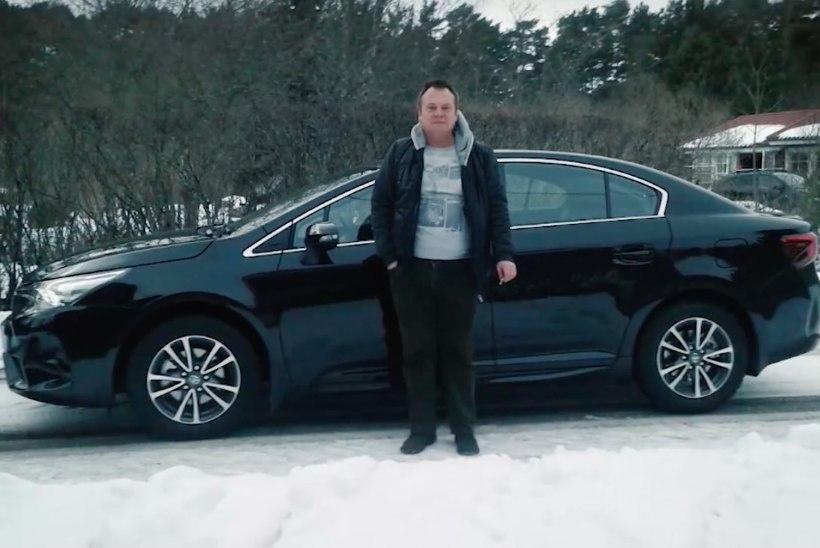 """""""Kuuuurijas"""" näidatud varastatud auto leiti tänu televaatajale üles"""