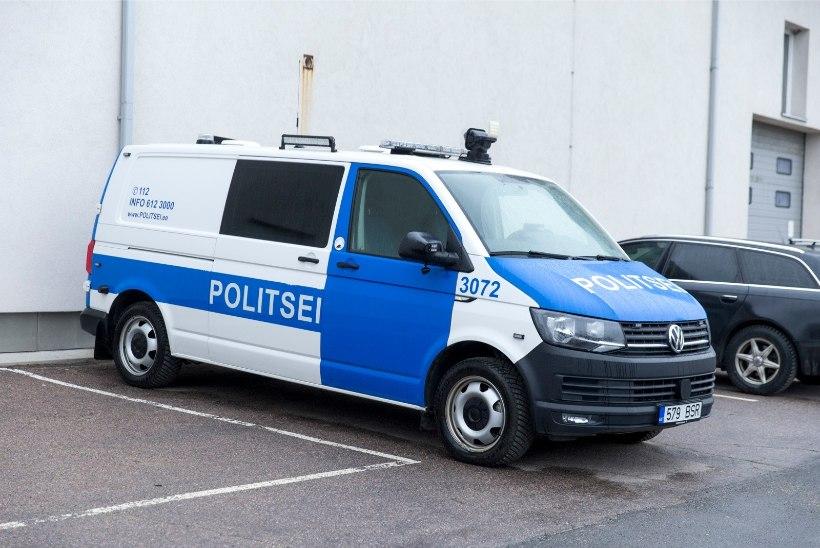 Politsei pidas kinni Pärnu eramajades vargil käinud lätlase