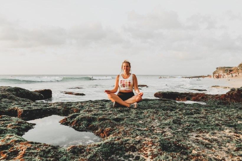 Madli Vilsar veetis kümme päeva vaikuses meditatsioonilaagris: olen sinna minekust kaua unistanud
