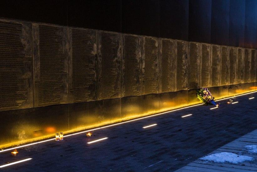 GALERII   Kaitseliidu ja kaitseväe esindajad mälestasid Vabadussõjas hukkunuid
