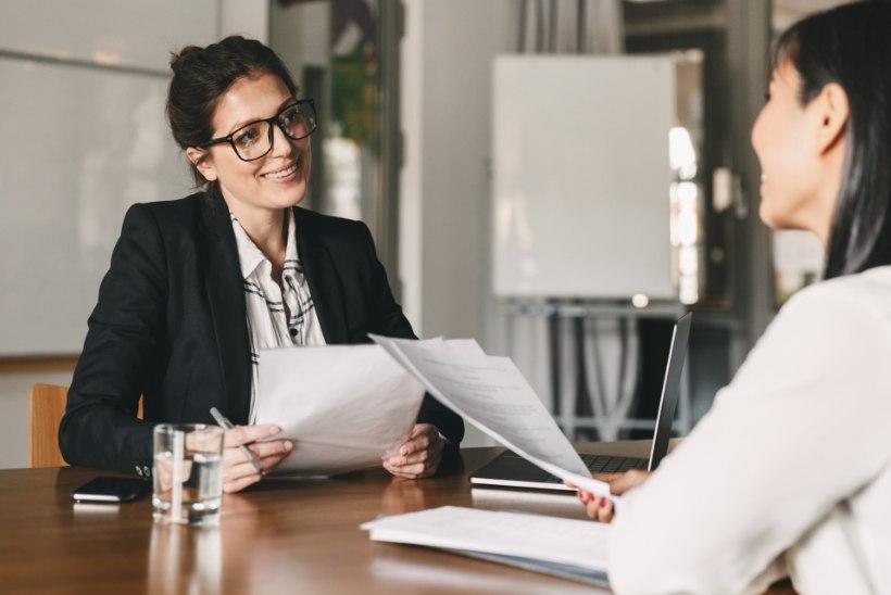 Ekspert soovitab: mil moel jätta töövestlusel hea mulje ja kuidas küsida palka juurde?
