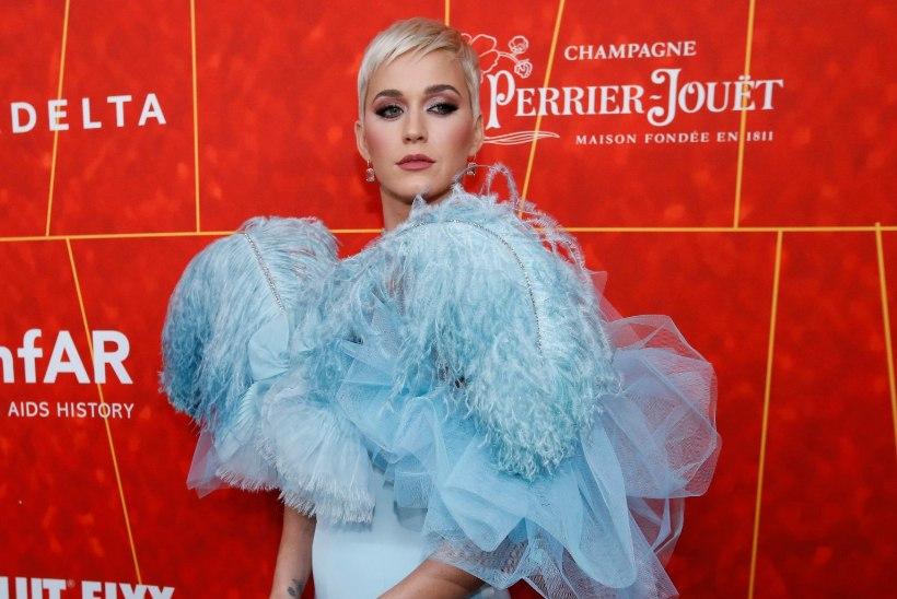 Katy Perry leinab tema karjäärile aluse pannud naist