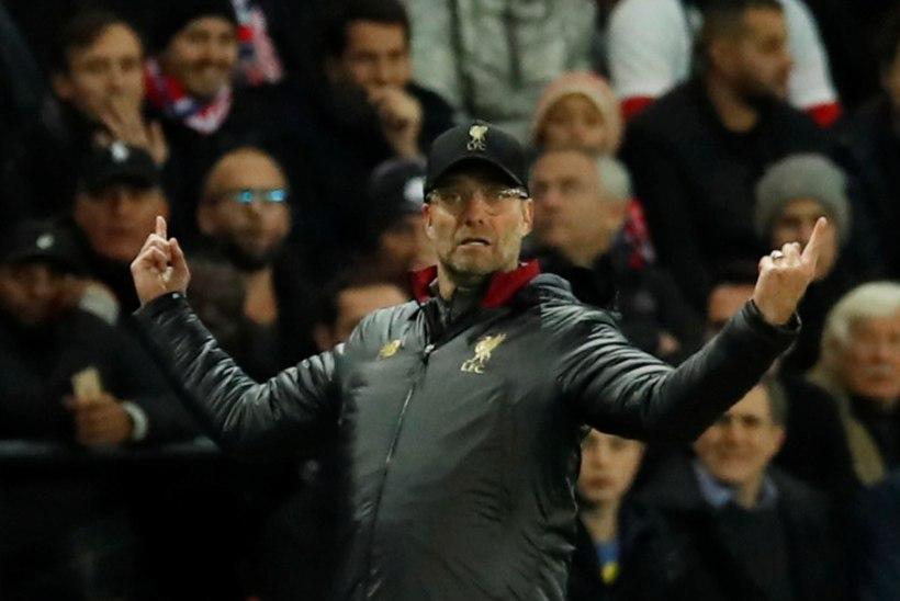 Kevadine finalist Liverpool suruti Pariisis nurka
