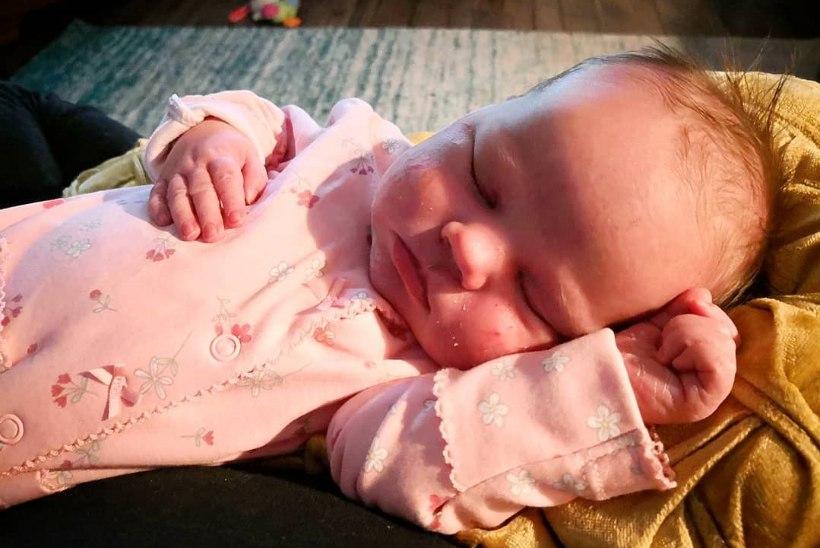 Mallukas kolmanda lapse sünnitamisest: viimased kümme minutit olid nii õudsed, et ma kartsin, et ei ela seda üle