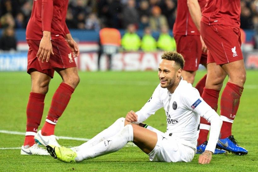 """""""Kõik kukuvad pidevalt pikali – see pole enam jalgpall!"""" Klopp pragas Neymari ja ülejäänud Pariisi sukeldujate kallal"""