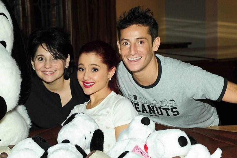 Ariana Grande ema on oma laste ilust vapustatud