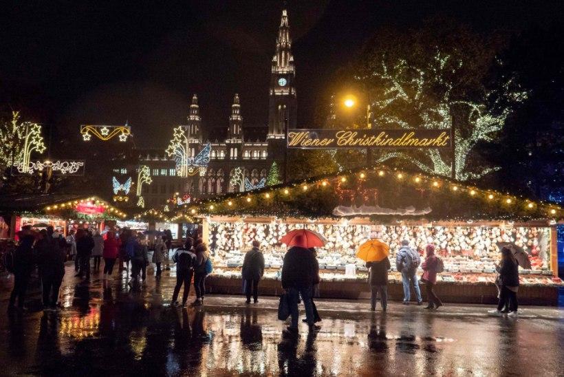 Need on Euroopa ägedaimad jõululaadad