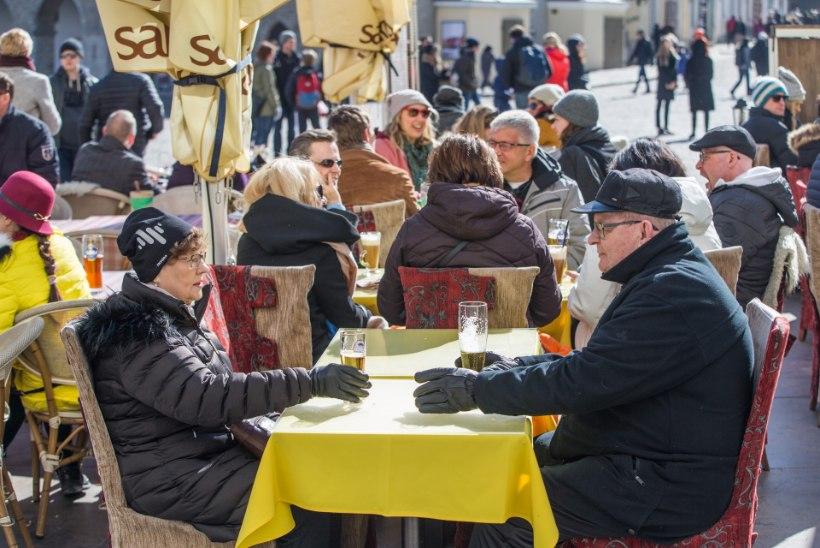 SOOME TURISTID: Tallinn on tõesti kallis, aga juustud on head ja naisterõivad stiilsed