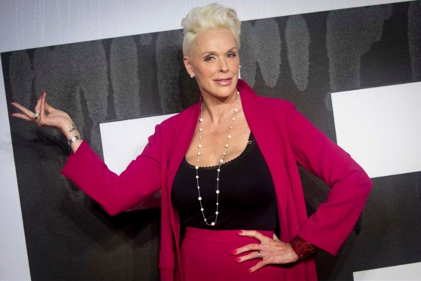 Brigitte Nielsen: 55aastasena on lihtsam beebit kasvatada