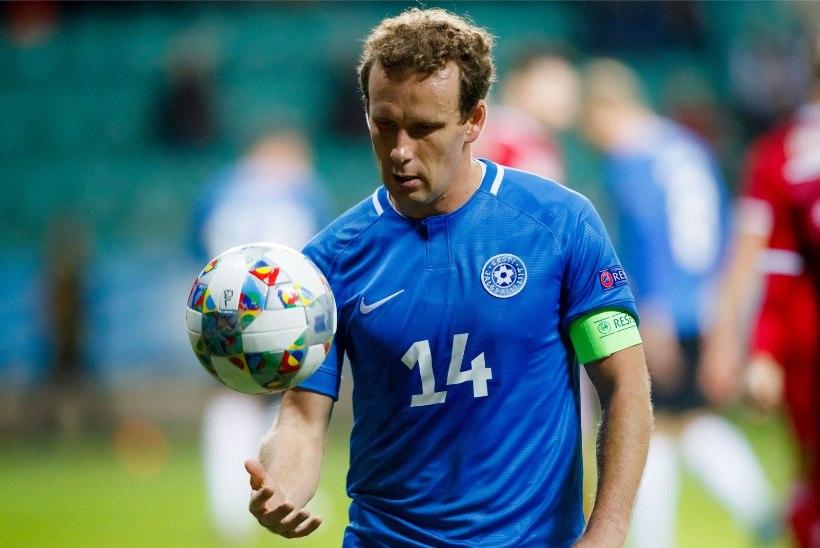 KOLMAS POOLAEG | Eesti paremad jalgpallurid aastal 2018: kas Vassiljev väärib kohta esikümnes?