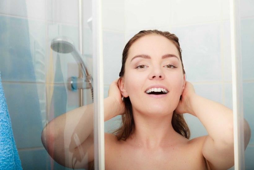 TEADLASED HOIATAVAD: lõpeta kohe iga päev duši all käimine!