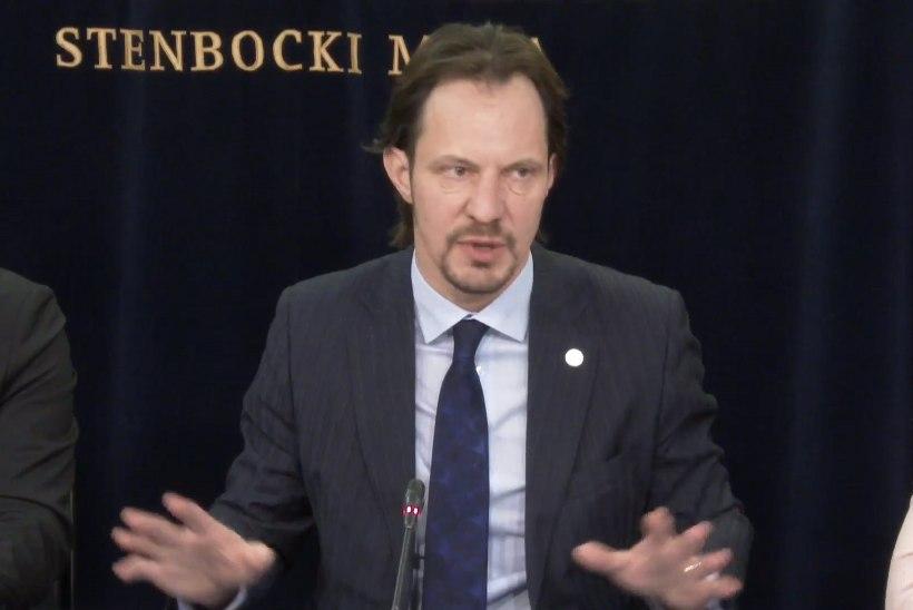 VIDEO | Indrek Saar: rusikapoliitikal ei ole Eestis kohta