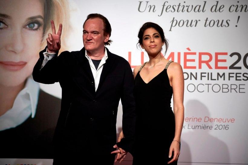 Quentin Tarantino abiellus Iisraeli poptähe tütrega