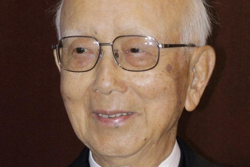 Suri Hongi Kongi filmiprodutsent ja Bruce Lee talendi avastaja Raymond Chow