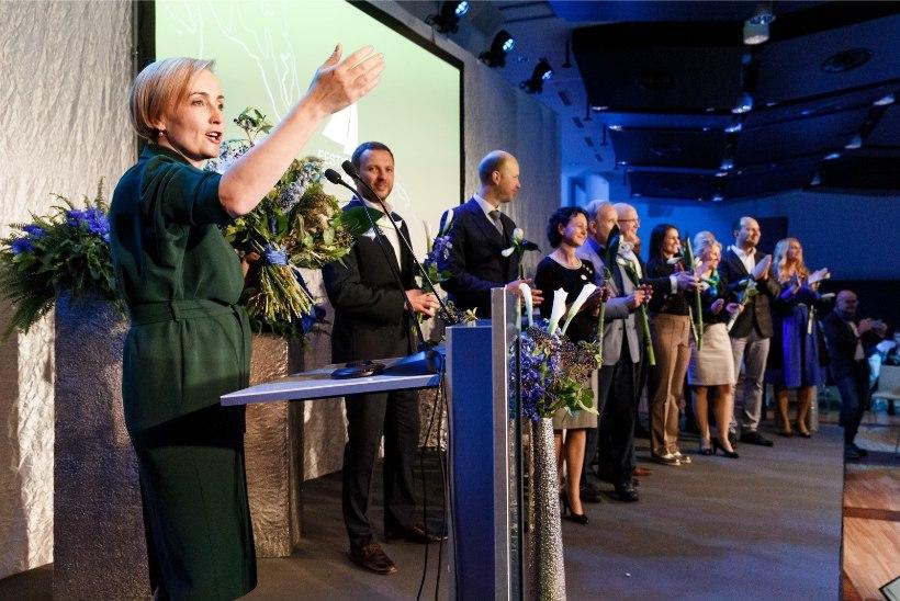 FOTOD | Eesti 200st sai erakond, esimeheks valiti Kristina Kallas