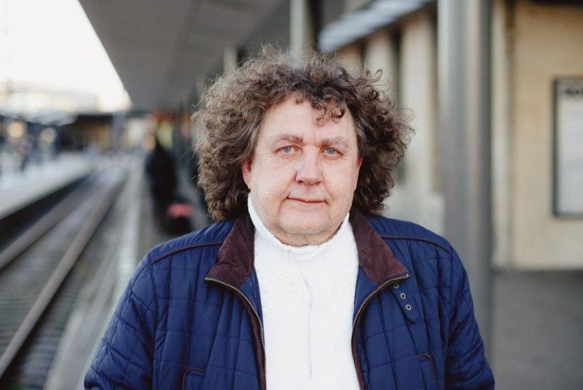 Eduard Tüür: mind häiris, et pole jõulujutte täiskasvanutele, ja võtsin siis asja ise kätte