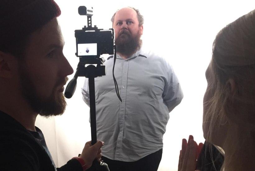 """Cätlin Mäe ja Jaan Pehki """"Eesti laulu"""" muusikavideo meisterdas BFM-i tudeng: koostöö oli väga huvitav"""