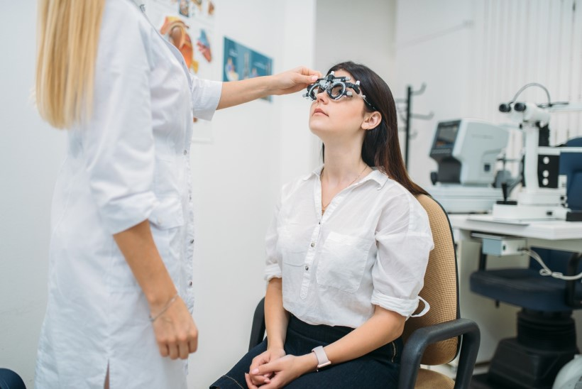 Miks teha silmade laseroperatsioon Eestis?