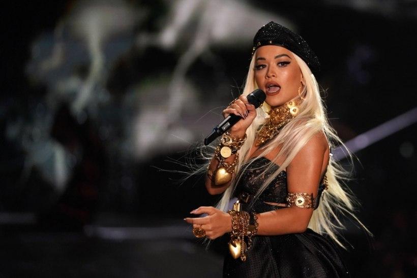 """Rita Ora ja """"Imelise Ämblikmehe"""" staar on paar?"""