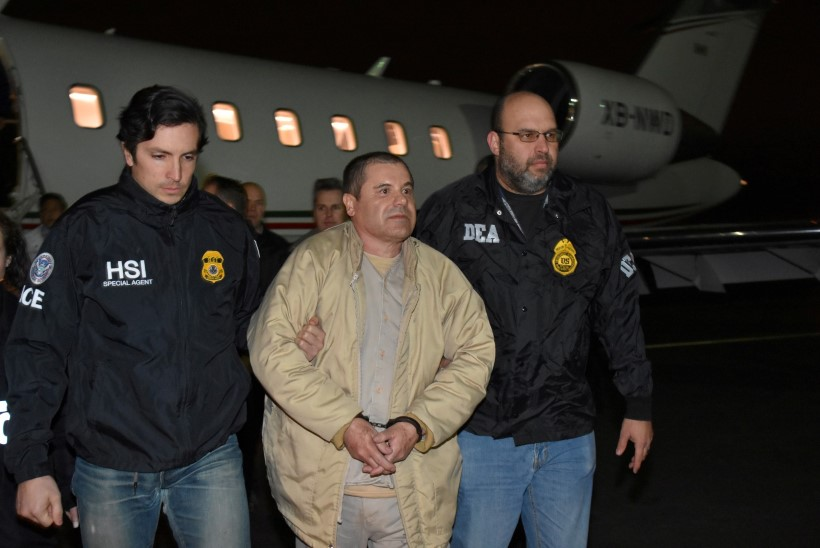 Colombia narkoparun tunnistas kohtus 150 inimese tapmist