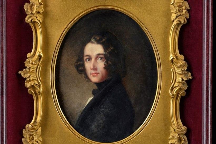 ÜLLATUS: Charles Dickensi kadunud portree läks kogemata müügiks 30 euro eest