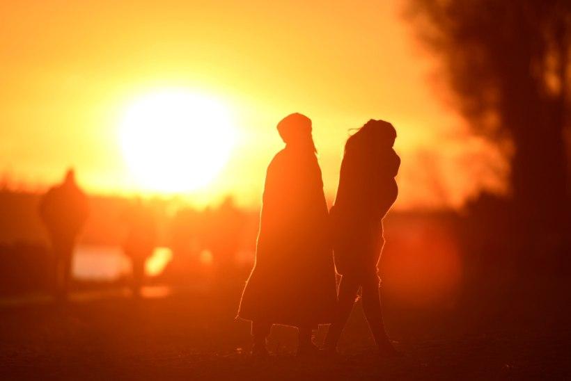 Hamburgi mees kutsus ekslikult päikeseloojangule tuletõrje