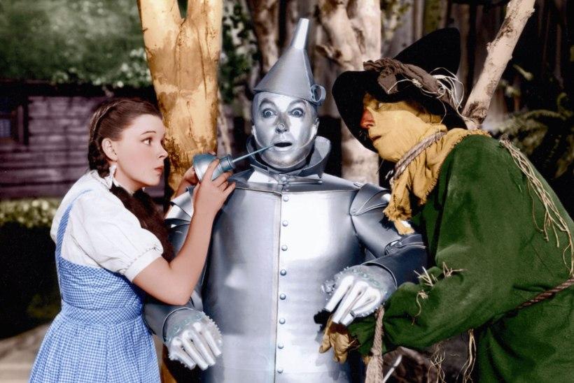 """Kõigi aegade mõjukaim film on """"Võlur Oz"""""""