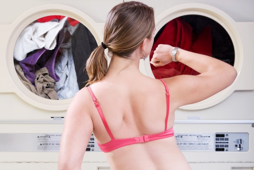 Mitu korda kannad aluspesu enne pesemist?