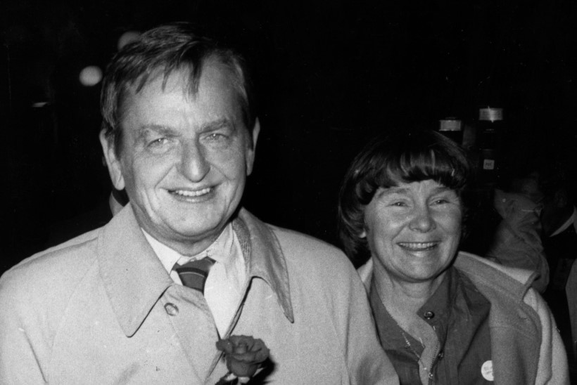 Kas surnud krimikirjanik lahendas tõesti Palme mõrva?
